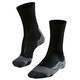 Falke TK2 Cool Trekking Socks Women black-mix
